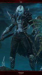 Diablo Immortal Mobile #9: Necromancer by Holyknight3000