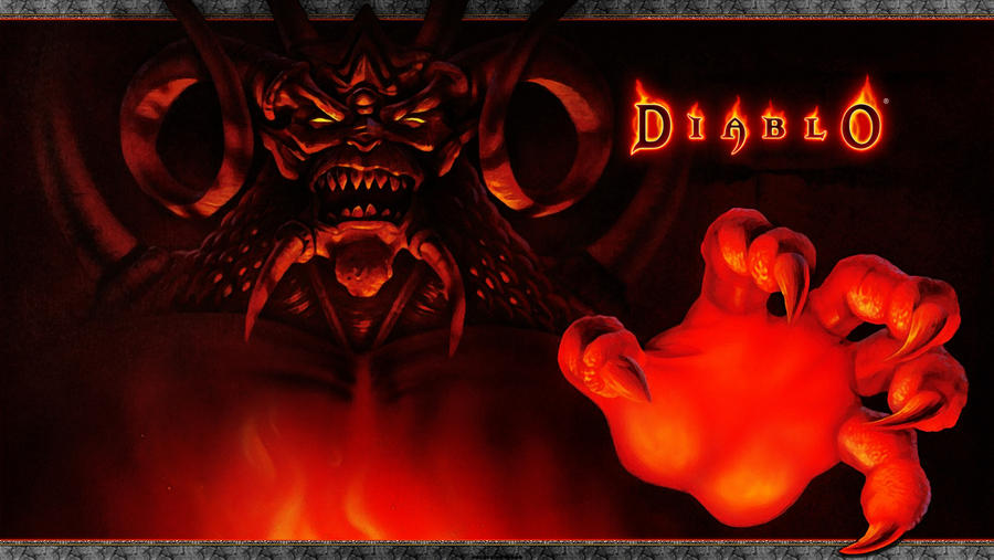 Diablo I by Holyknight3000