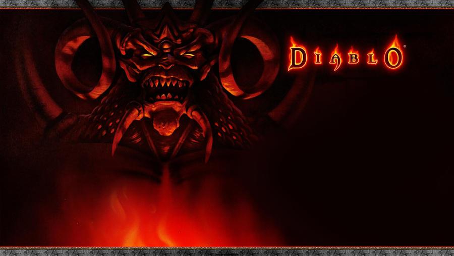 Diablo 1 No Hand by Holyknight3000