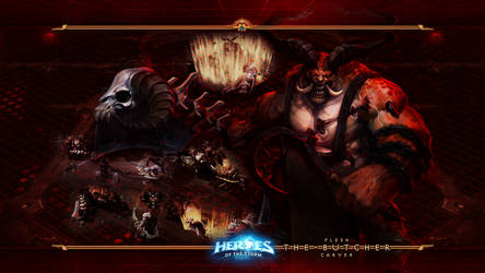 HotS #20: The Butcher - Flesh Carver