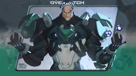 Overwatch #16: Sigma