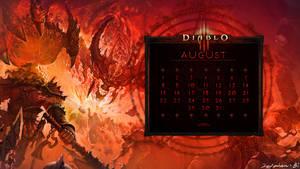 Calendar #36: Uni August - Diablo