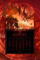 Cal. Mobile #32: Uni August: Diablo