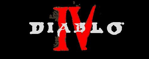 Diablo 4 Logo Mock by Holyknight3000