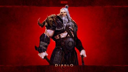 Diablo - BlizzCon 2019 by Holyknight3000
