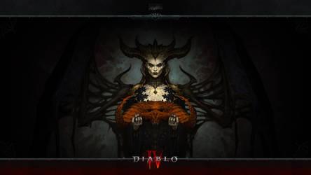 Diablo IV: Lilith by Holyknight3000