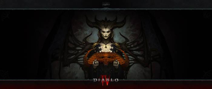 Diablo IV: Lilith - 3440x1440