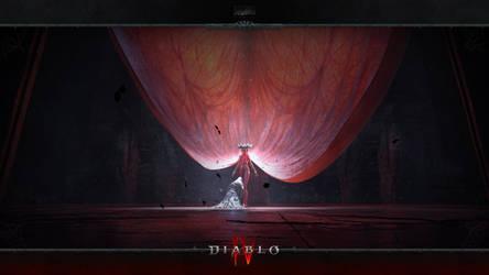Diablo IV: Lilith II by Holyknight3000