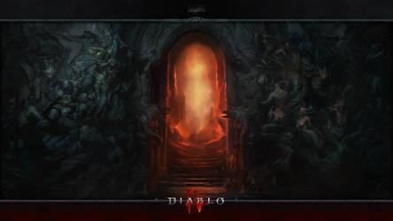 Diablo IV #4: Hellgate by Holyknight3000