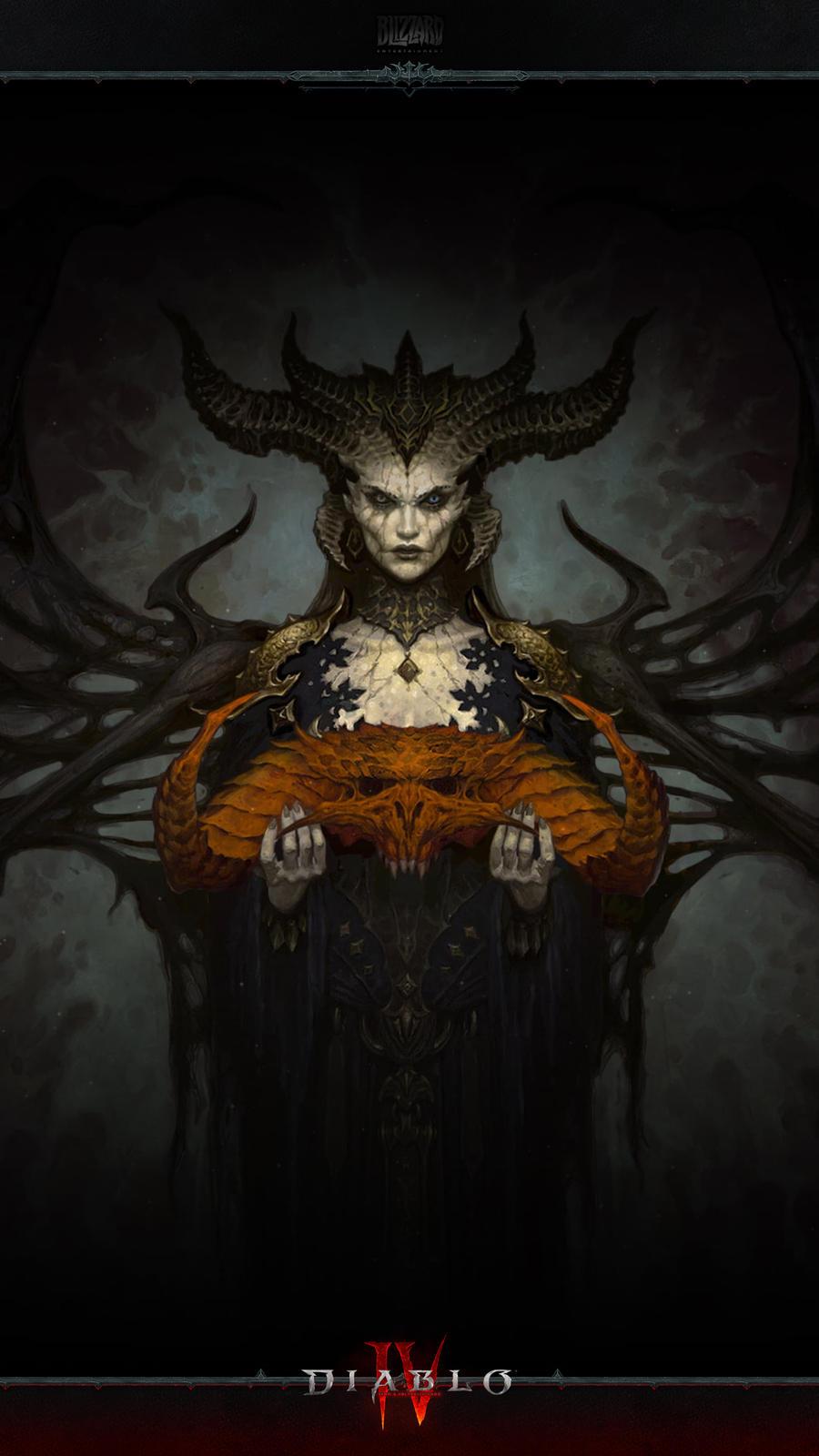 Diablo IV Mobile #1: Lilith