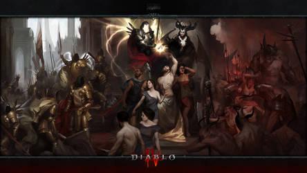 Diablo IV: #5 Creation by Holyknight3000