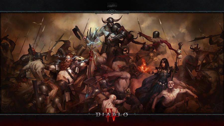 Diablo IV #6: Heroes