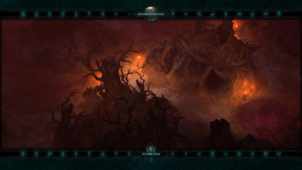 Locations III #6: The Blood Marsh
