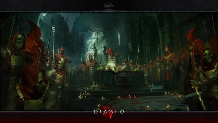 Diablo IV #7: Cultists