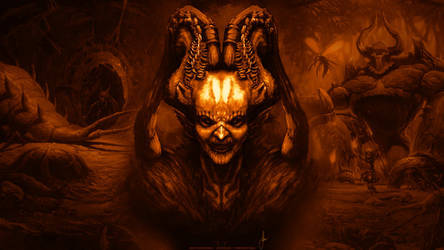 Looking for Baal? Diablo 2 20th Anniversary by Holyknight3000