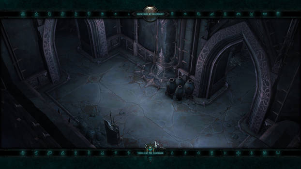 Locations III #7: The Temple of the Firstborn III