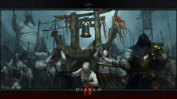 Diablo IV: #10: The Drowned Family