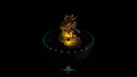 Bestiary III #2 - The Treasure Goblin by Holyknight3000