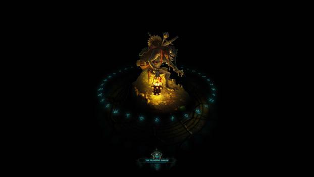 Bestiary III #2 - The Treasure Goblin