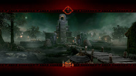 Diablo II: Remastered 2021 - Kurast by Holyknight3000
