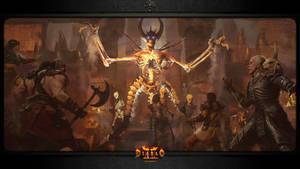 Diablo II: Resurrected #2: Mephisto