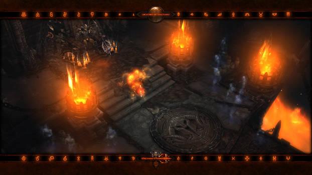 Locations III #9: King Kanai's Throne Room