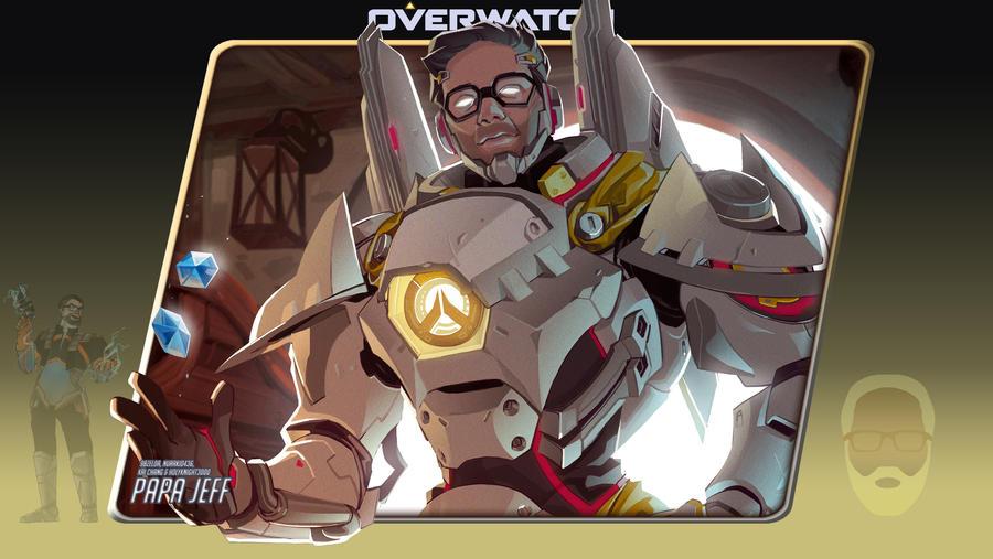 Overwatch #19: Papa Jeff