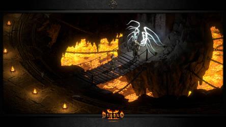 Diablo II: Resurrected #4: Archangel Tyrael by Holyknight3000