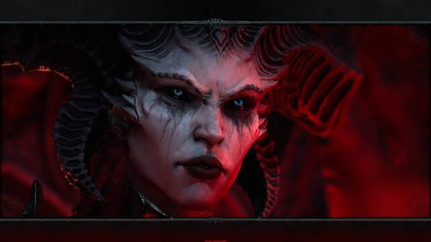 Diablo IV#13: Quarterly 2021 Lilith #2 (No Logos)