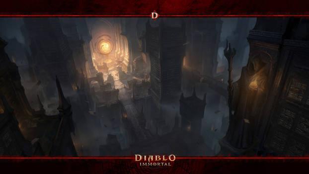 Diablo Immortal 2021 #7: Library of Zoltun Kulle