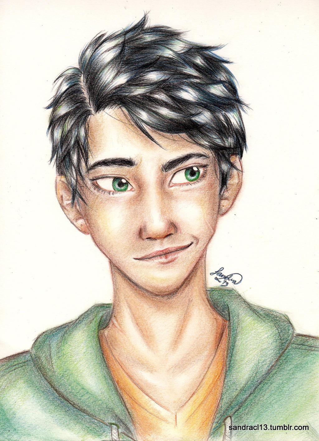 Percy Jackson by Sandra-13 on DeviantArt
