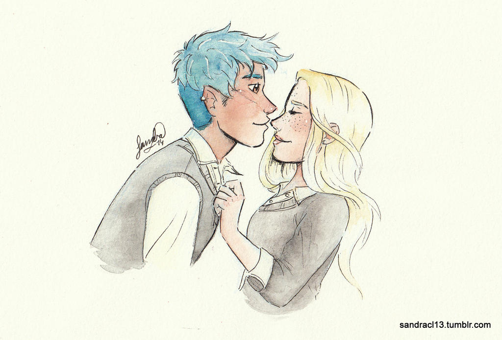 Teddy + Victoire by Sandra-13