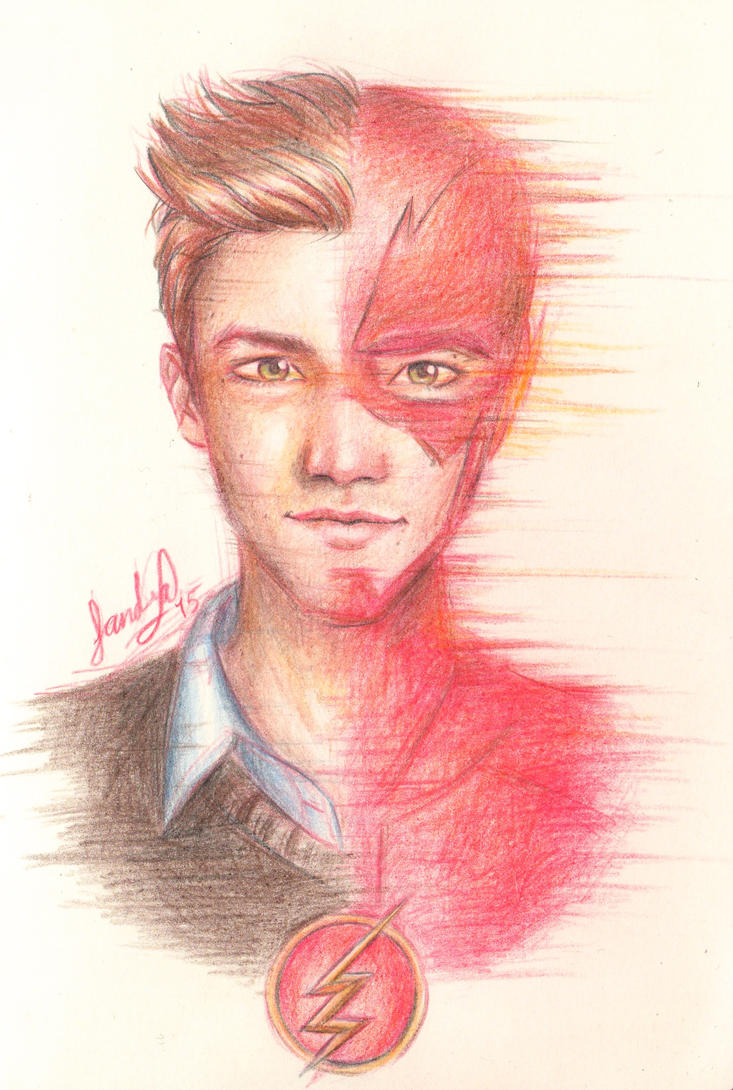 The Flash by Sandra-13