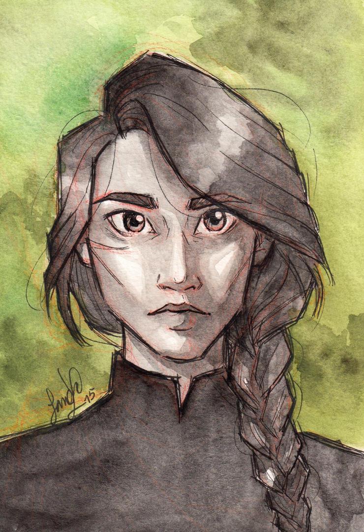 THG- Katniss by Sandra-13
