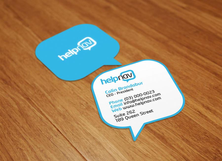 HelpNav Cards