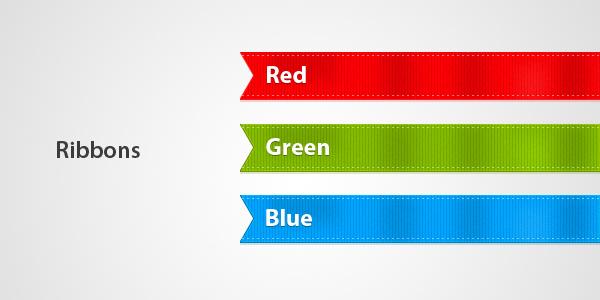 RGB Ribbons by thearslan