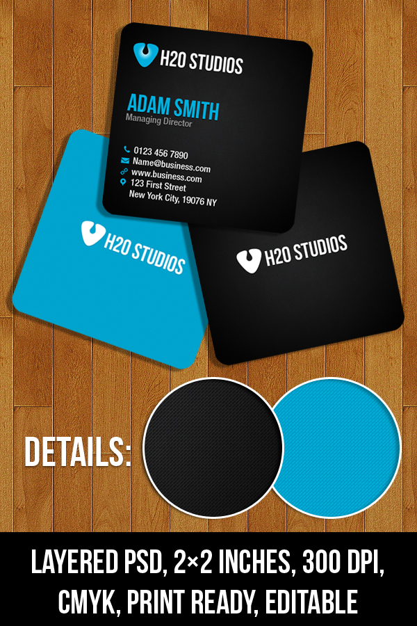 Free psd mini business cards by thearslan on deviantart for Mini business card