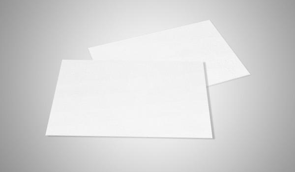 Free Business Card Mockup by thearslan