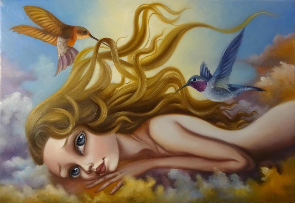 Nel vento by CarlaSecco