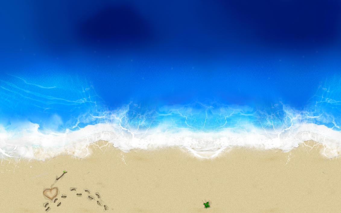 Love Beach High Resolution by KeyzerSoze