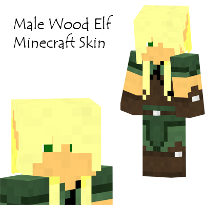 Wood elf male minecraft skin by amayanina on deviantart wood elf male minecraft skin by amayanina sciox Choice Image