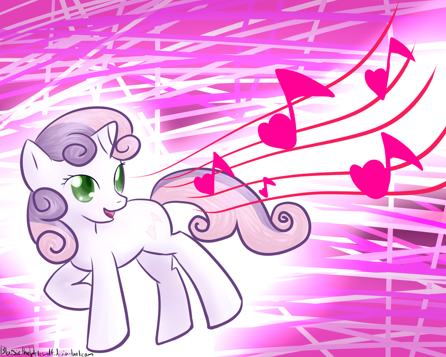 Sweetie Belle by Blaisie