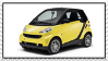 Yellow Car Stamp by sonickingscrewdriver