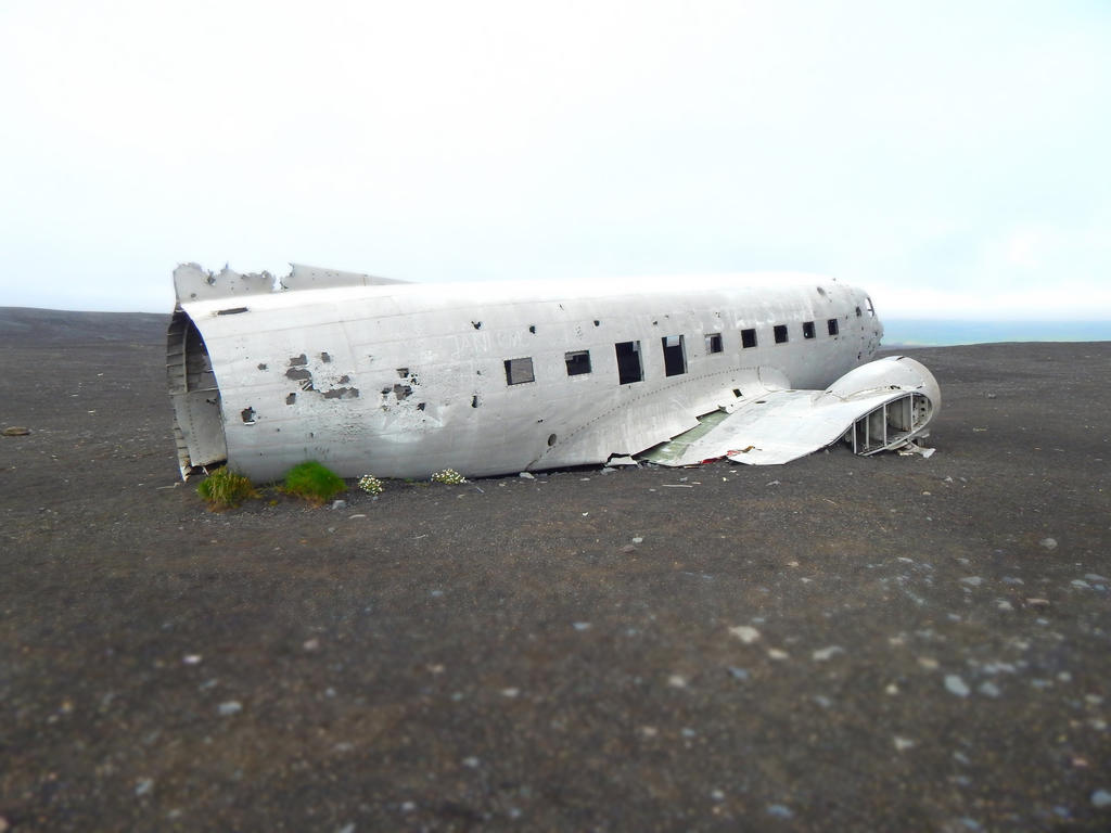Abandoned DC-3 Airplane by sonickingscrewdriver
