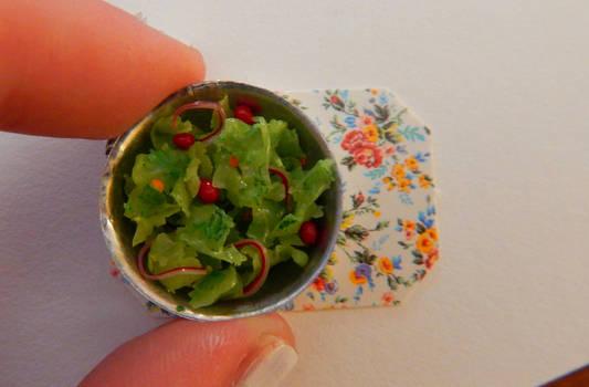 Miniature Salad