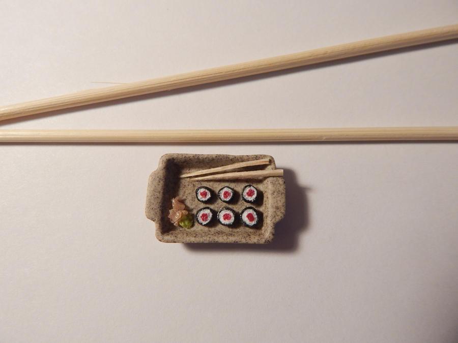 Miniature Tuna Rolls - Redo