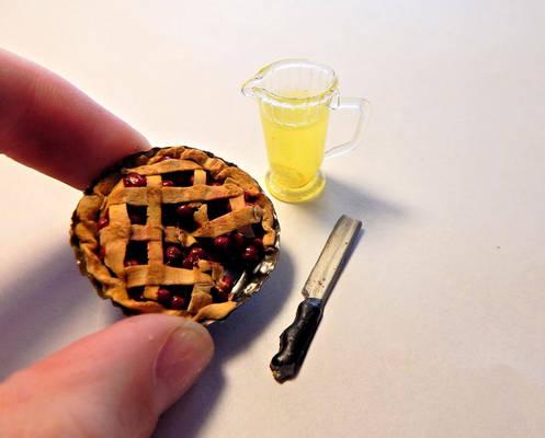 Cherry Pie and Lemonade
