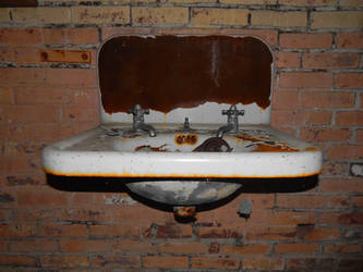 Bathroom - Westboro State Hospital