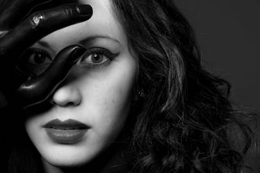 Black Widow I by airamneleb