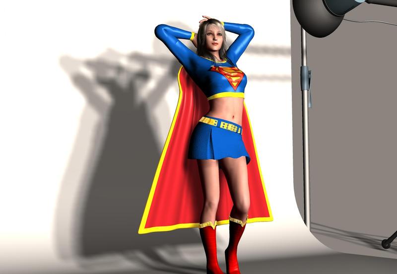 Supermodel by mangastargazer